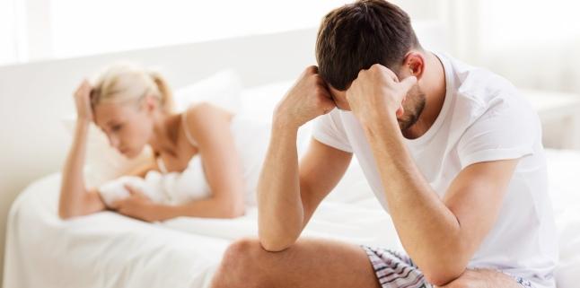 examen pentru disfuncție erectilă)