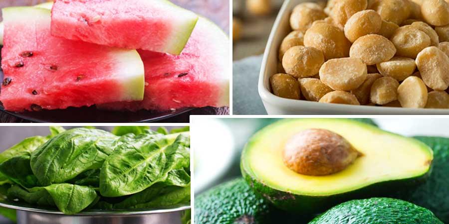legume și fructe pentru o erecție