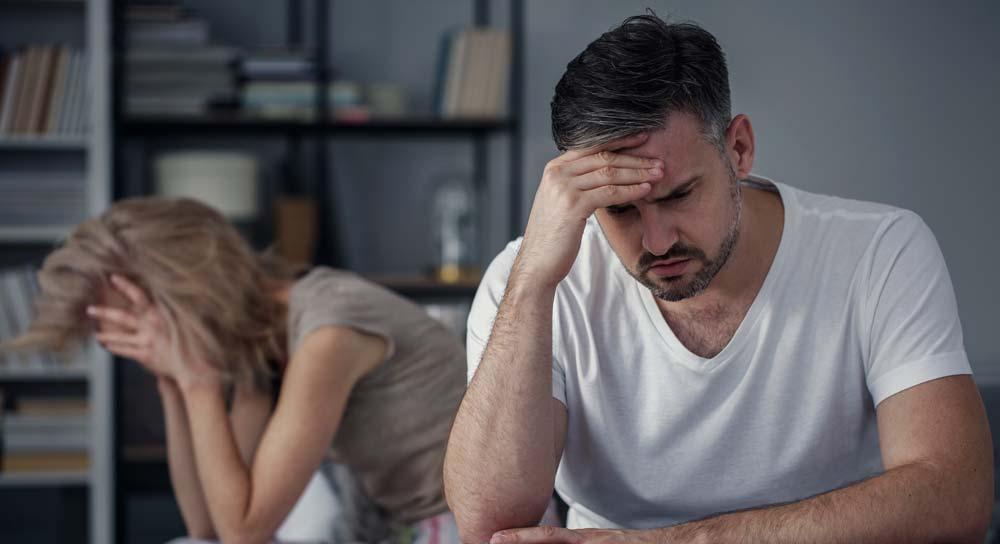scăderea erecției și ejaculării
