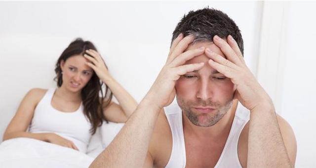 erecție slabă din cauza nervilor