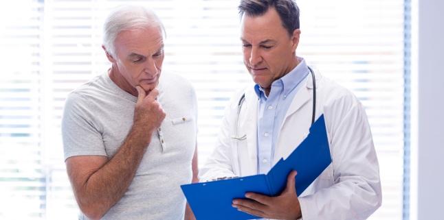 erecție cu radioterapie