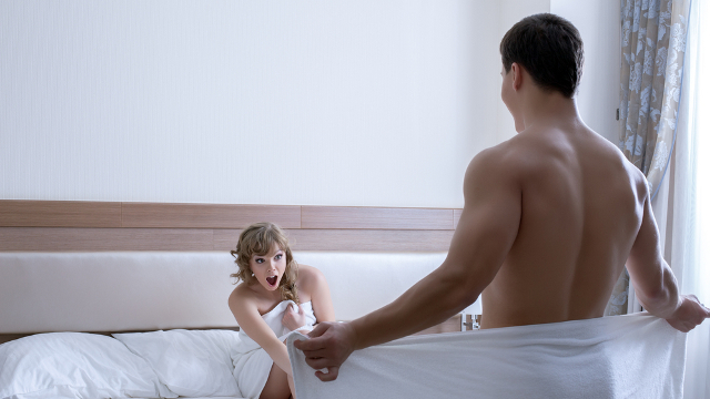 Secretele penisului: studiul științific care dezvăluie ceva de care bărbații habar n-aveau