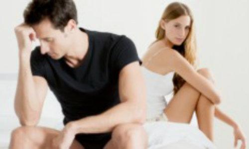erecție insuficientă la femei