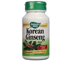 Ginseng coreean - Walmark, 30 tablete (Tonice) - bogdanbarabas.ro