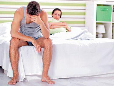motive pentru slăbirea erecției în timpul actului sexual
