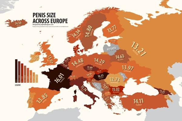 Mărimea chiar contează: ţara în care operaţia de mărire a penisului este la mare căutare