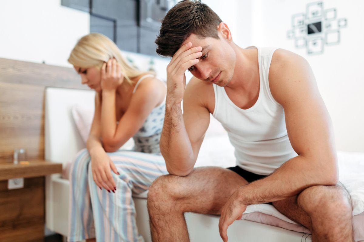 ejaculare prematură erecție slabă)