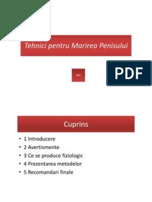 tehnica manuală de stimulare a penisului