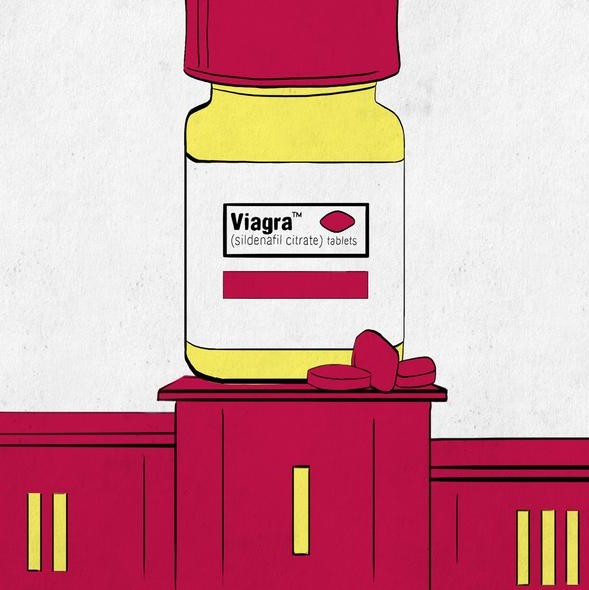 Cât durează o erecție din Viagra?