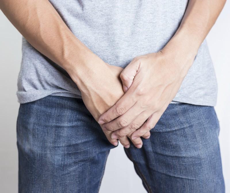 dureri la baza penisului)