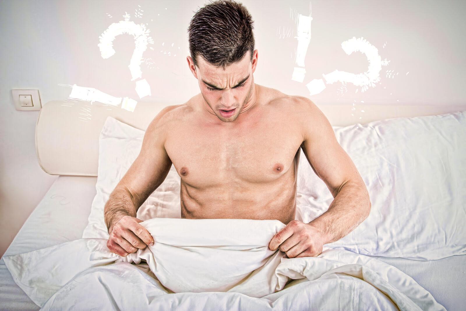 de ce este un penis moale în timpul unei erecții