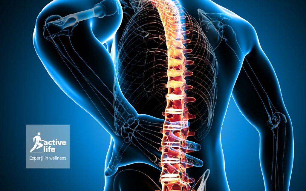 coloana vertebrală și erecție