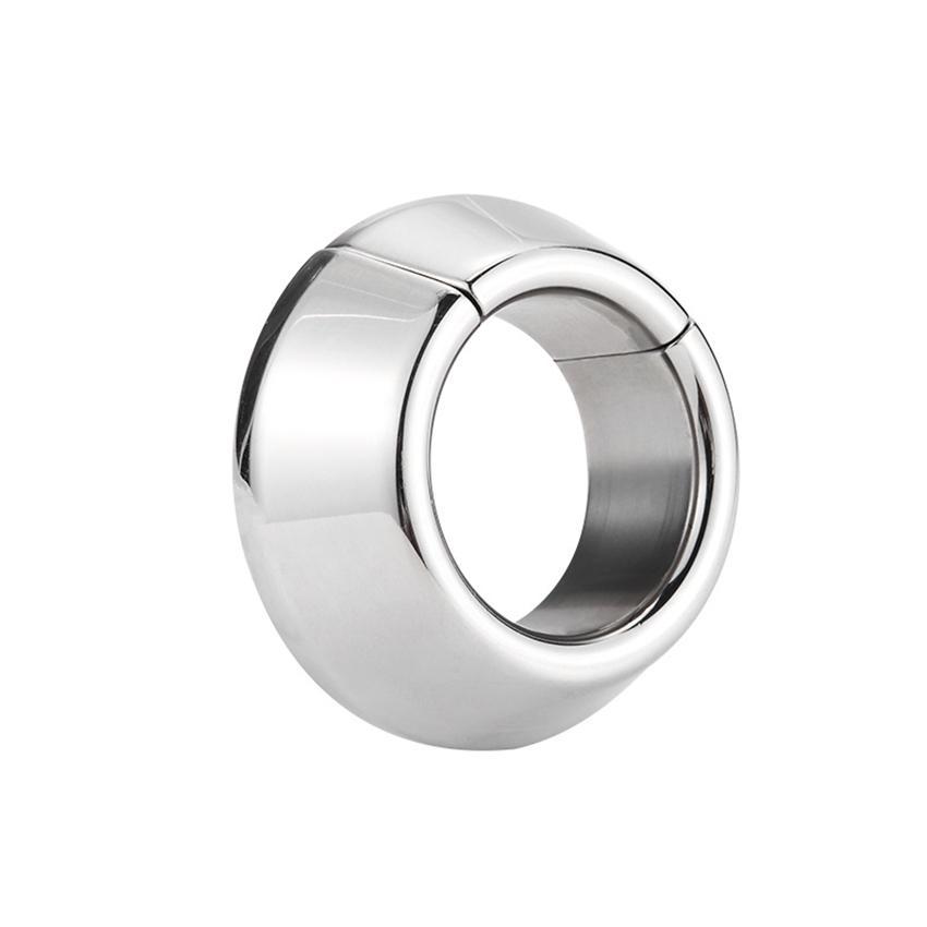 inele metalice pentru penis și scrot
