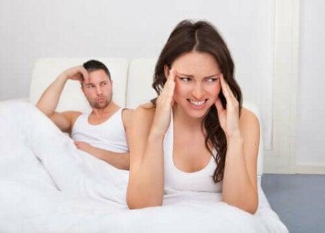 erecție în timpul exercițiului)