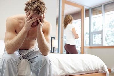erecție slabă după prostatită