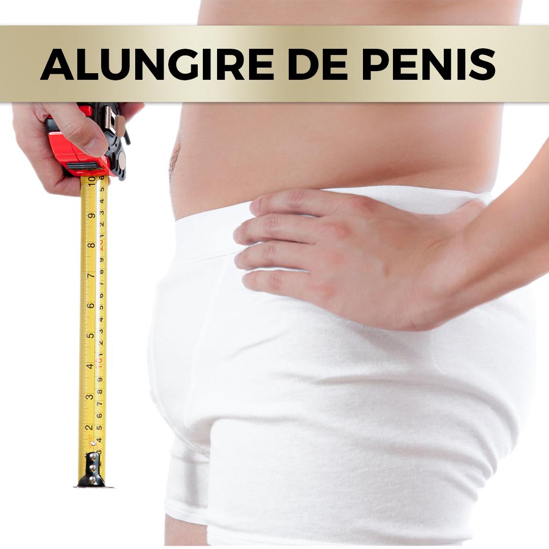 cum se mărește dimensiunea grosimii penisului