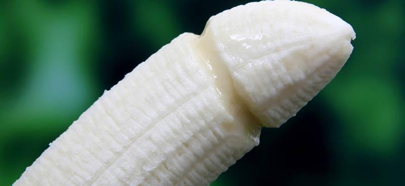 penisul nu se deschide în timpul unei erecții)