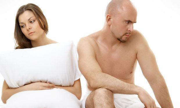 erecție și psihic