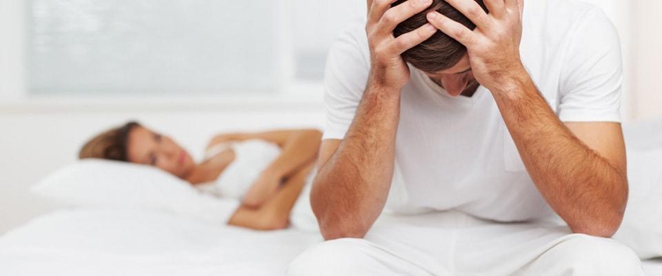 erecție slabă la începutul actului sexual