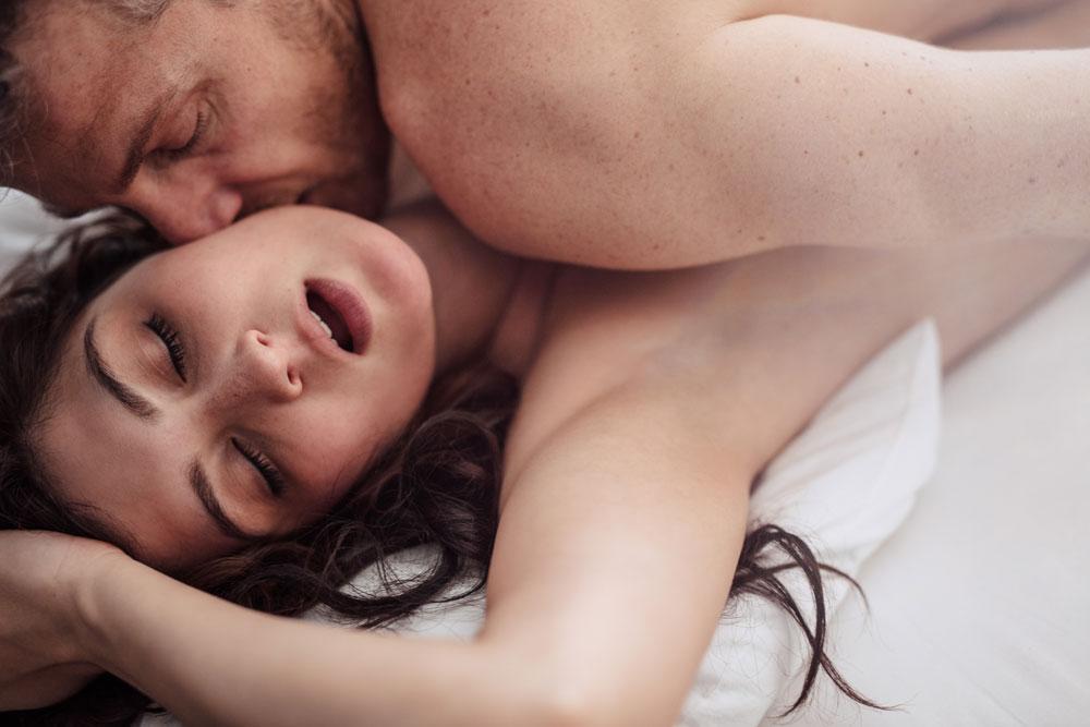 erecție eficientă înainte de actul sexual)