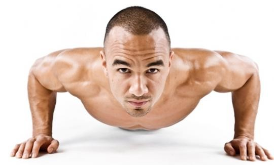 erecție în timpul exercițiului