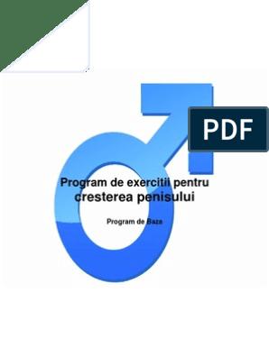 mărirea penisului cu exerciții la domiciliu)