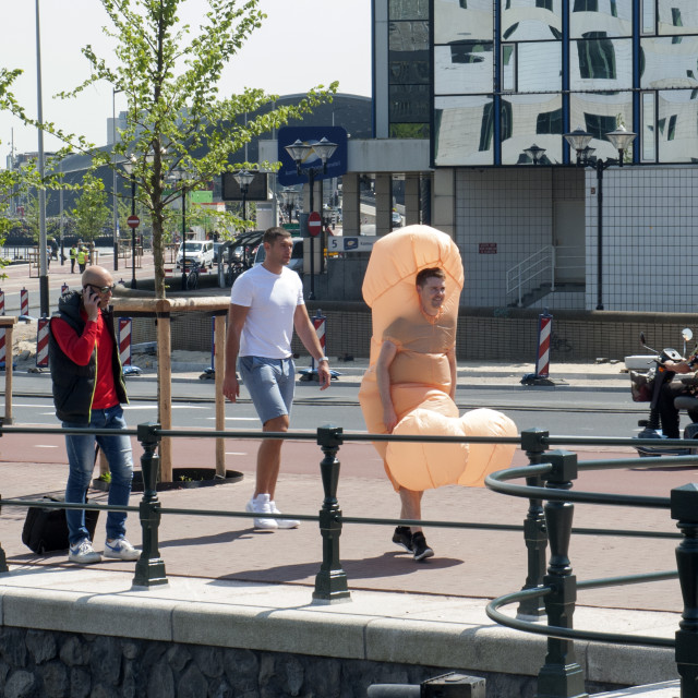 penis în Amsterdam)