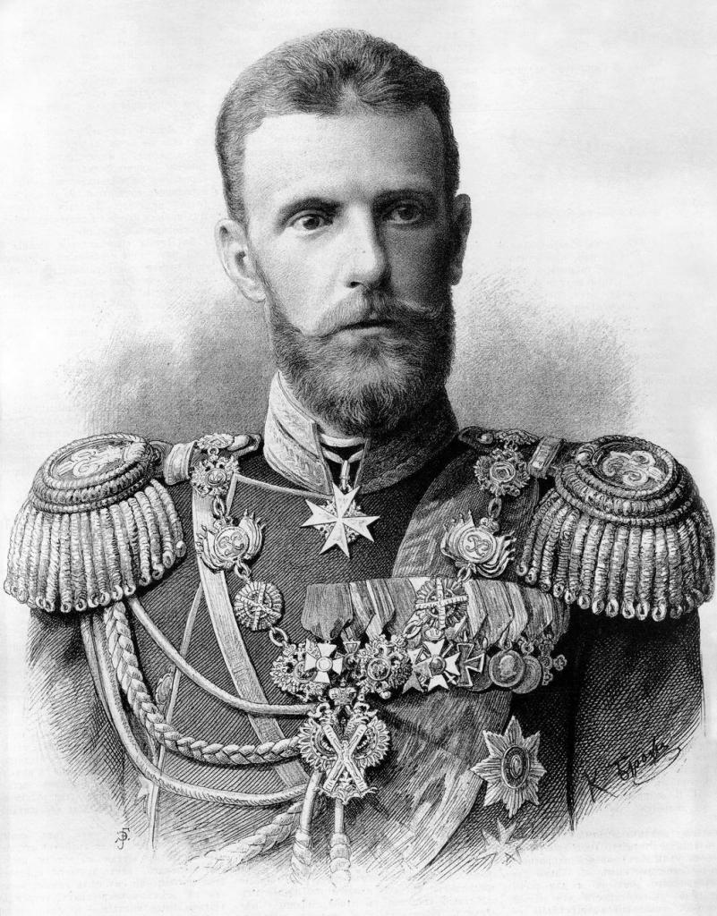 penisul lui Nikolai Baskov)