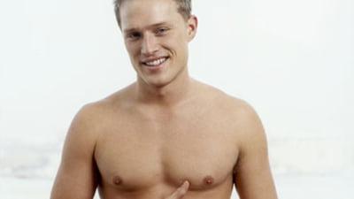 penisul omului gras