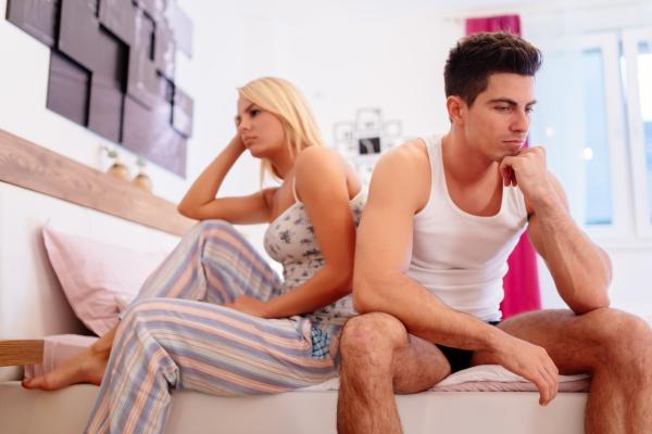 penisul pierde erecția în timpul actului sexual