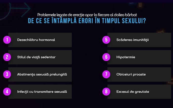 abstinența poate îmbunătăți erecția