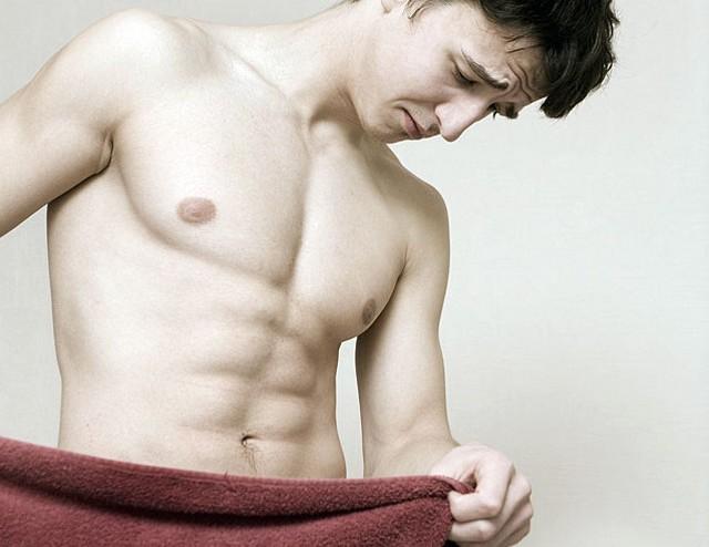 Formele unui corp masculin