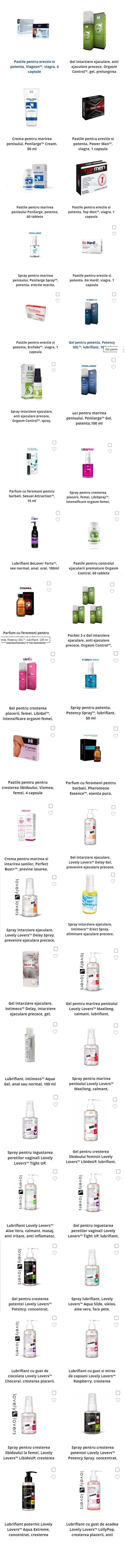 produse cosmetice pentru penis)